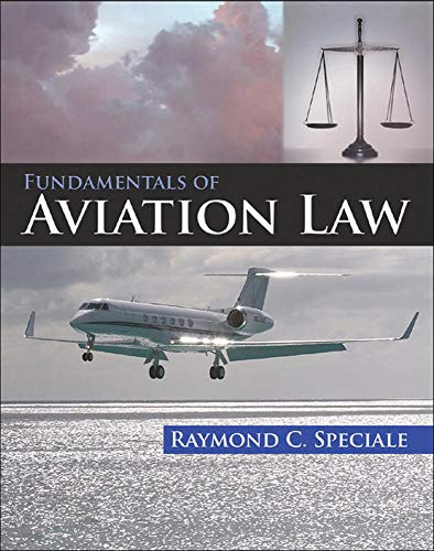 9780071458672: Fundamentals of Aviation Law