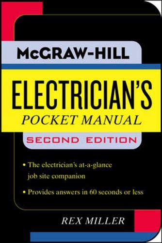 9780071458870: Electrician's Pocket Manual (Pocket References (McGraw-Hill))