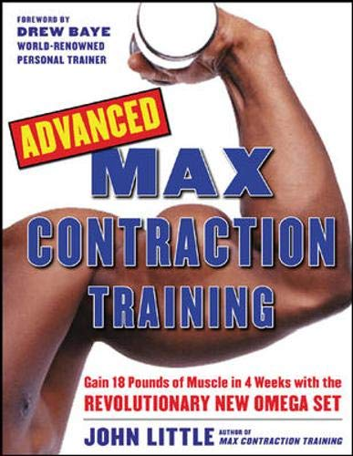 9780071458931: Advanced Max Contraction Training