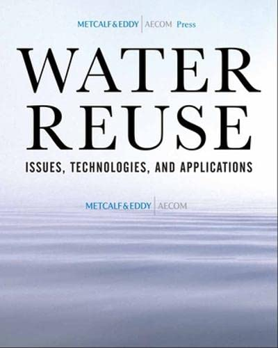 9780071459273: Water Reuse: Issues, Technologies, and Applications
