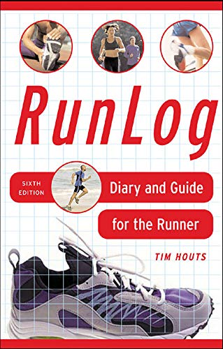 9780071459372: RunLog: Diary and Guide for The Runner