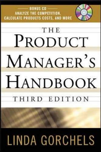 9780071459389: The Product Managers Handbook, 3E