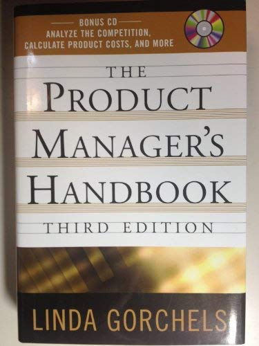 9780071459464: The Product Manager's Handbook
