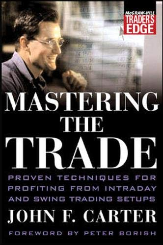 9780071459587: Mastering the Trade: Proven Techniques for Profiting from Intraday and Swing Trading Setups