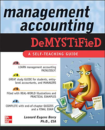 9780071459617: Management Accounting Demystified