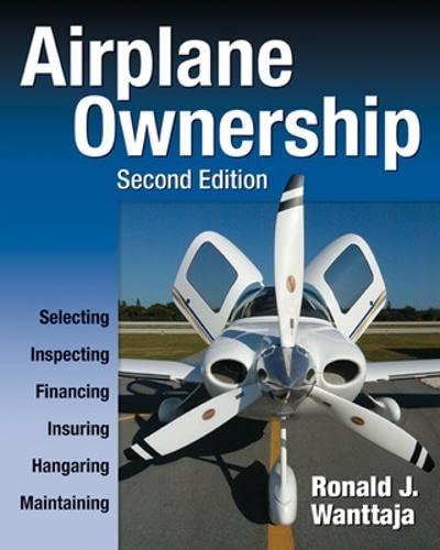 9780071459747: Airplane Ownership (Aviation)