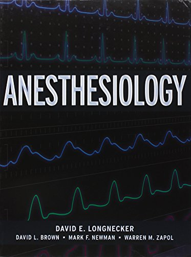 Anesthesiology: David E. Longnecker,David