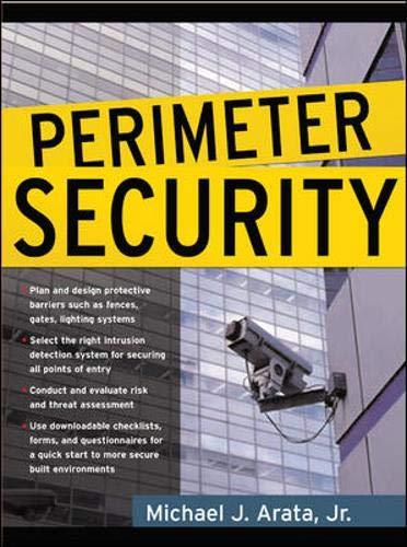 9780071460286: Perimeter Security