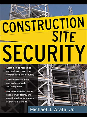 9780071460293: Construction Site Security