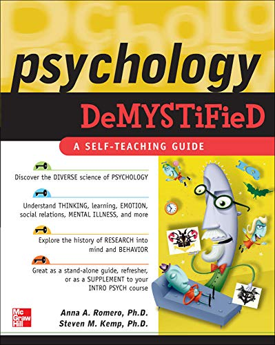 9780071460309: Psychology Demystified