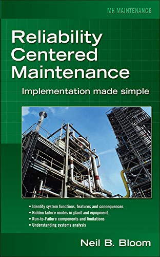 9780071460699: Reliability Centered Maintenance (RCM): Implementation Made Simple (Mechanical Engineering)
