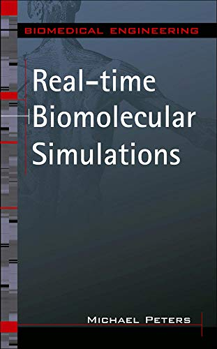 9780071460712: Real-time Biomolecular Simulations (Mechanical Engineering)