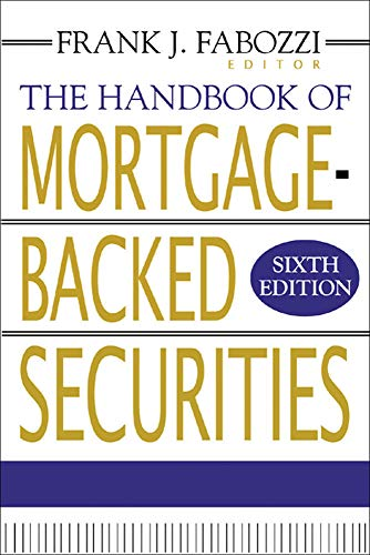 9780071460743: The Handbook of Mortgage-Backed Securities