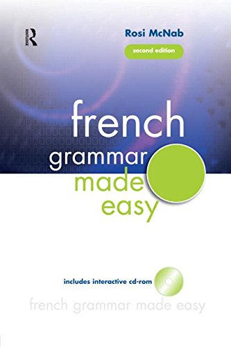 9780071460897: French Grammar Made Easy
