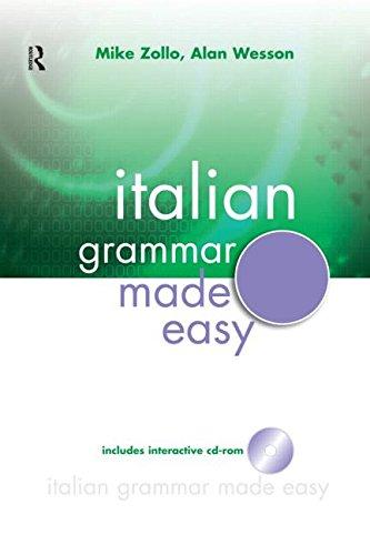 9780071460927: Italian Grammar Made Easy (Italian Edition)