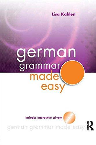 9780071460989: German Grammar Made Easy (German Edition)