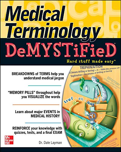 9780071461047: Medical Terminology Demystified