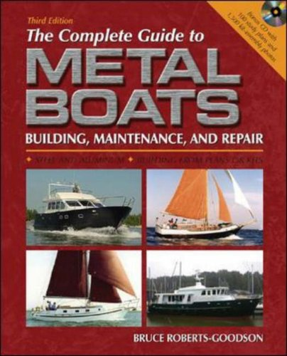 9780071461306: The Complete Guide to Metal Boats