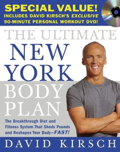 9780071461405: The Ultimate New York Body Plan (Book with DVD): The Breakthrough Diet and Fitness System That Sheds Pounds and Reshapes Your Body -- Fast