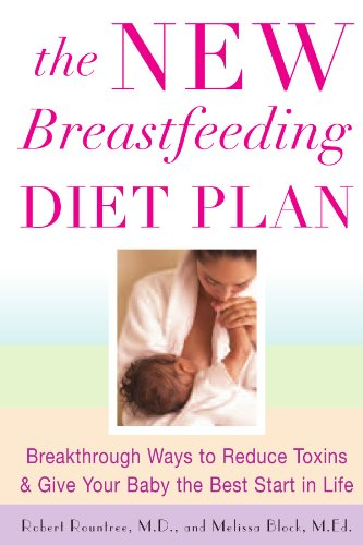 9780071461603: The New Breastfeeding Diet Plan: Breakthrough Ways to Reduce Toxins and Give Your Baby the Best Start in Life
