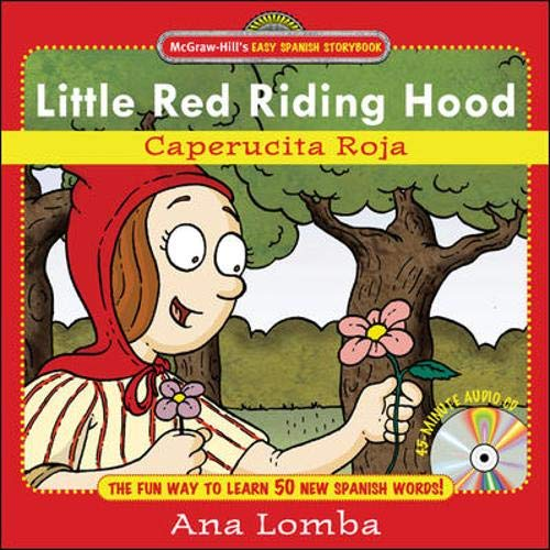 9780071461641: Easy Spanish Storybook: Little Red Riding Hood (Book + Audio CD): La Caperucita