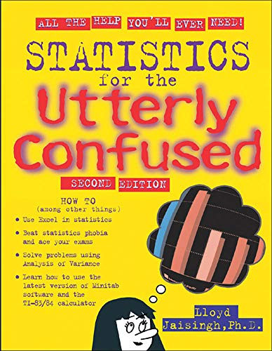 9780071461931: Statistics for the Utterly Confused, 2nd edition (Utterly Confused Series)