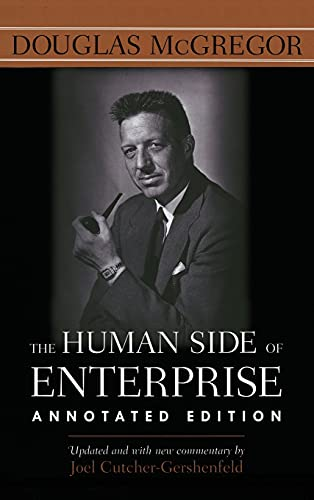 9780071462228: The Human Side of Enterprise, Annotated Edition (Business Books)