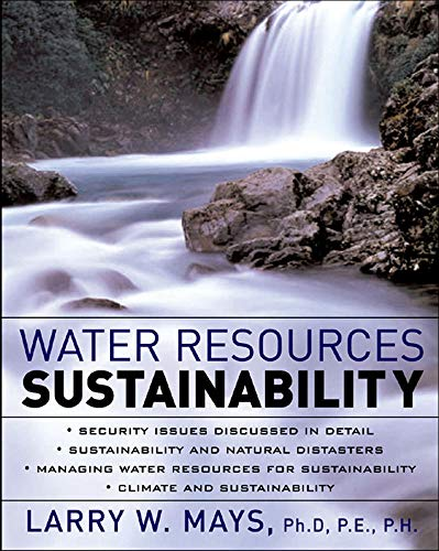9780071462303: Water Resources Sustainability