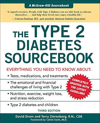 9780071462310: The Type 2 Diabetes Sourcebook (Sourcebooks)