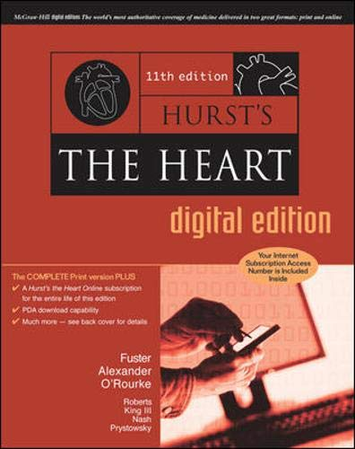 9780071462327: Hurst The Heart, 11/e Digital Edition