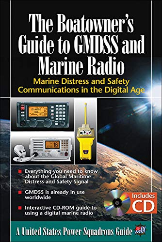 9780071463188: The Boatowner's Guide to GMDSS and Marine Radio: Marine Distress and Safety Communications in the Digital Age