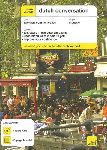 9780071463478: Teach Yourself Dutch Conversation (3CDs + Guide) (TY: Conversation)