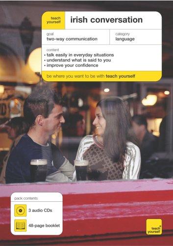 9780071463591: Teach Yourself Irish Conversation (3CDs + Guide) (TY: Conversation)