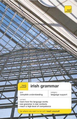 9780071463690: Teach Yourself Irish Grammar (TY: Language Guides)