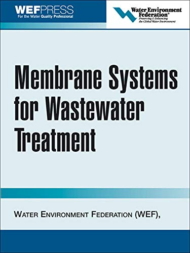 9780071464192: Membrane Systems for Wastewater Treatment