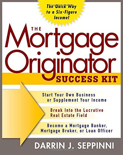 9780071464819: The Mortgage Originator Success Kit