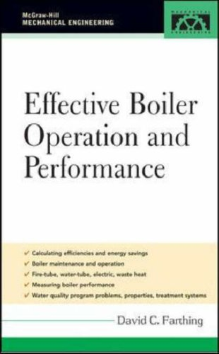 9780071464857: Effective Boiler Operation and Performance