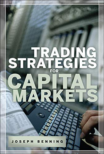 9780071464963: Trading Stategies for Capital Markets