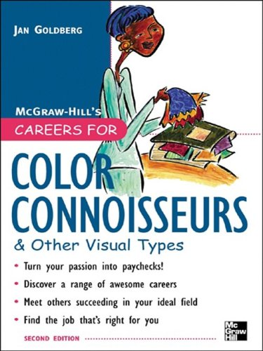 9780071465199: Careers for Color Connoisseurs & Other Visual Types