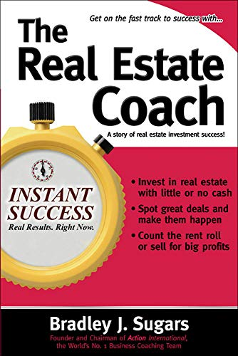 9780071466622: The Real Estate Coach (Instant Success Series)