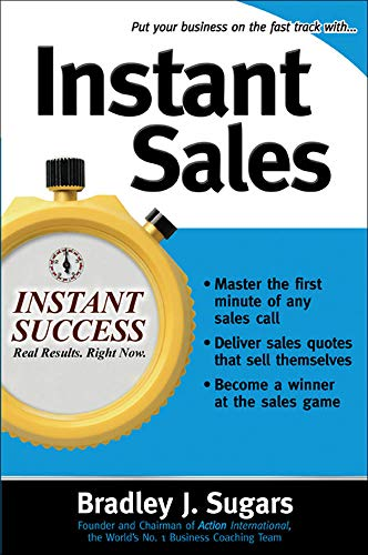 9780071466646: Instant Sales (Instant Success Series)