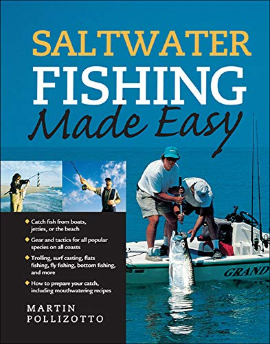 9780071467223: Saltwater Fishing Made Easy (International Marine-RMP)