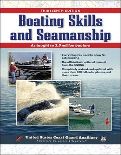 9780071467292: Boating Skills and Seamanship, 13th Edition