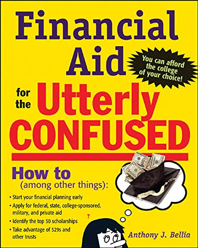 9780071467315: Financial Aid for the Utterly Confused (Utterly Confused Series)