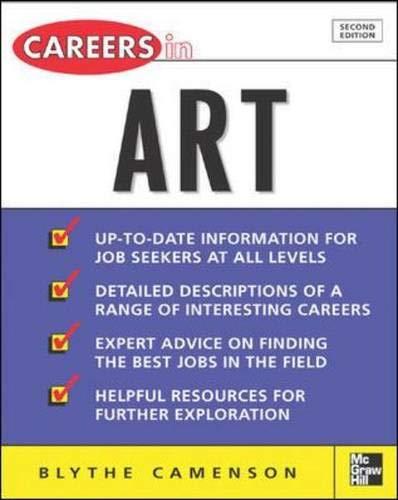 9780071467728: Careers in Art (Careers in... Series)