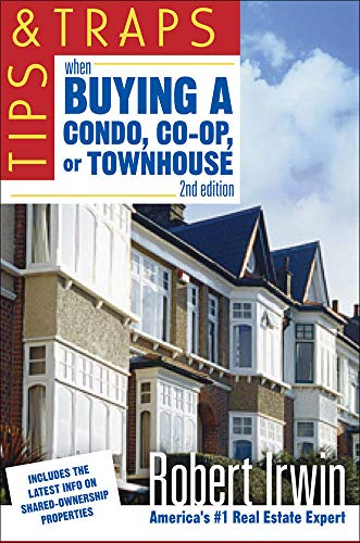 9780071467957: Tips and Traps When Buying a Condo, co-op, or Townhouse
