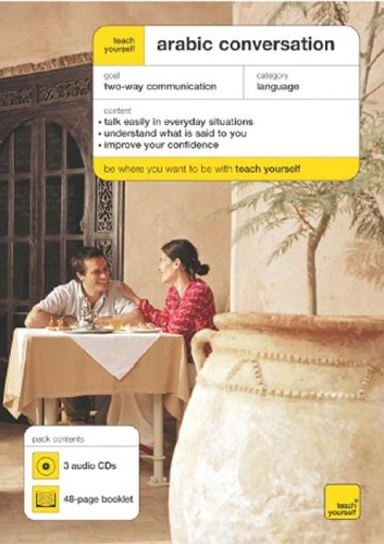 9780071468244: Teach Yourself Arabic Conversation (3CDs + Guide) (Teach Yourself Conversation)