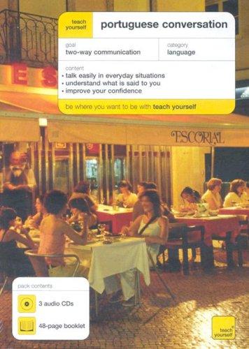 9780071468411: Teach Yourself Portuguese Conversation (3CDs+ Guide) (Teach Yourself Conversation)