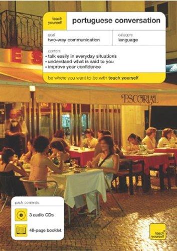 9780071468428: Teach Yourself Portuguese Conversation