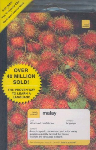 9780071468473: Teach Yourself Malay Complete Course (Book + 2CD) (TY: Complete Courses)